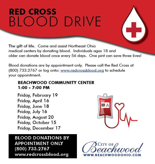 Red Cross Blood Drive_2021