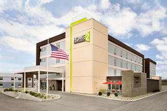 Exterior photo of Home2 Suites